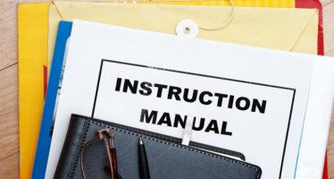 перевод инструкций к оборудованию